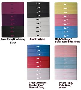 NIKE Sport Hair Bands 9 PK