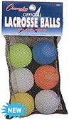 Champion Sports Lacrosse Balls Set