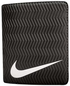 NIKE Cortez Wallet Black/White Swoosh