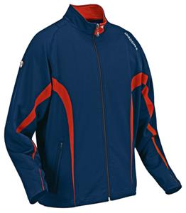Diadora Ermano Full Zip Soccer Warm Up Jackets