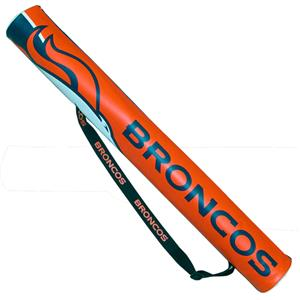 NFL Denver Broncos Insulated Can Shaft Cooler