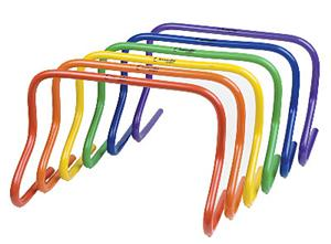 Champion Sports 12&quot; Speed Hurdle Set (Set of 6)
