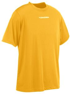 Diadora S/S Sfida DiaDry T Soccer Training Shirts