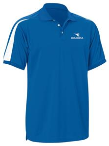 Diadora Rigore Soccer Coach Polo Shirts