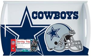 "NFL Dallas Cowboys 11"" x 18"" Serving Tray"
