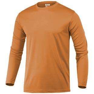 Baw Men's Long Sleeve Xtreme-Tek T-Shirts