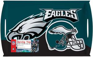 NFL Philadelphia Eagles 11&quot; x 18&quot; Serving Tray