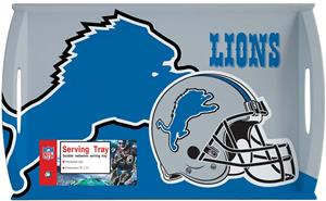 "NFL Detroit Lions 11"" x 18"" Serving Tray"