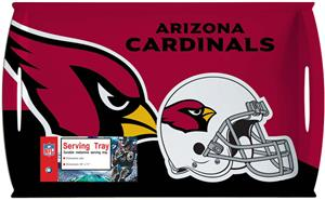 "NFL Arizona Cardinals 11"" x 18"" Serving Tray"