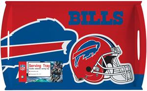 "NFL Buffalo Bills 11"" x 18"" Serving Tray"