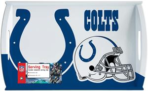 NFL Indianapolis Colts 11&quot; x 18&quot; Serving Tray