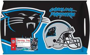 "NFL Carolina Panthers 11"" x 18"" Serving Tray"