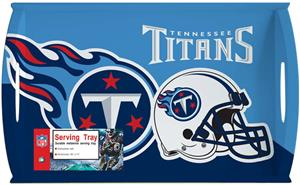 "NFL Tennessee Titans 11"" x 18"" Serving Tray"
