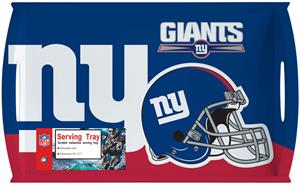 "NFL New York Giants 11"" x 18"" Serving Tray"