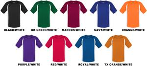 Baw Adult Short Sleeve Color Body Cool-Tek T-Shirt