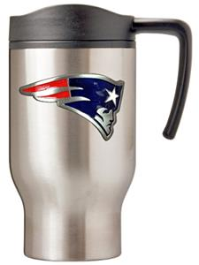NFL New England Patriots Stainless Steel Mug