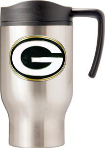 NFL Green Bay Packers Stainless Steel Travel Mug