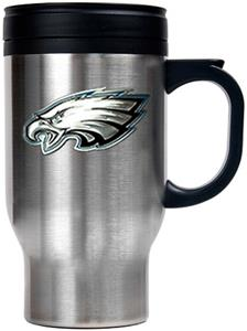 NFL Philadelphia Eagles Stainless Steel Travel Mug