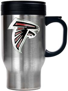 NFL Atlanta Falcons Stainless Steel Travel Mug