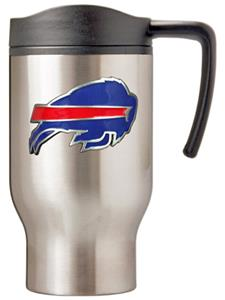 NFL Buffalo Bills Stainless Steel Travel Mug