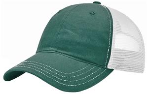 Richardson 111 Garment Washed Mesh Back Cap