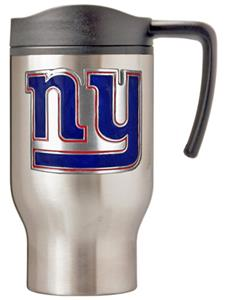 NFL New York Giants Stainless Steel Travel Mug