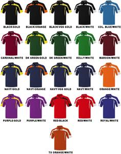 Men&#39;s SS Eagle Cool-Tek Polo Shirts