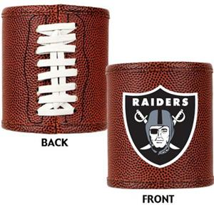 NFL Oakland Raiders Football Can Koozie