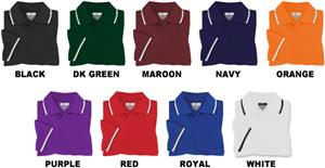 Men's SS Aero-Cool Polo Shirts