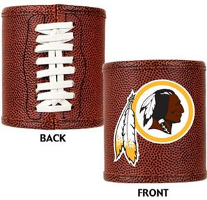 NFL Washington Redskins Football Can Koozie