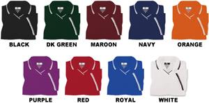 Ladies SS Aero-Cool Polo Shirts