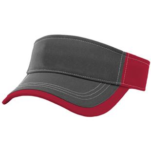 Richardson Charcoal Alternate Adjustable Visors