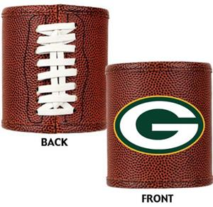 NFL Green Bay Packers Football Can Koozie