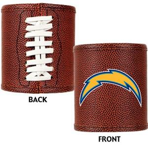 NFL San Diego Chargers Football Can Koozie