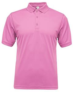 Baw Men's Short Sleeve Xtreme-Tek Polo Shirt