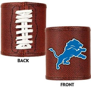 NFL Detroit Lions Football Can Koozie