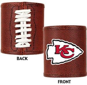 NFL Kansas City Chiefs Football Can Koozie