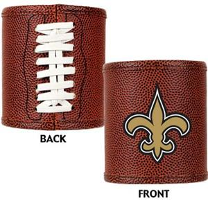 NFL New Orleans Saints Football Can Koozie