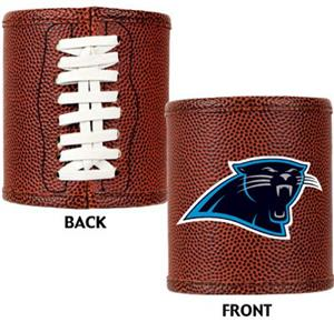 NFL Carolina Panthers Football Can Koozie
