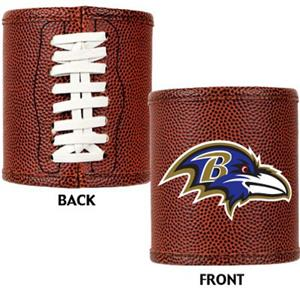 NFL Baltimore Ravens Football Can Koozie
