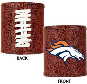 NFL Denver Broncos Football Can Koozie