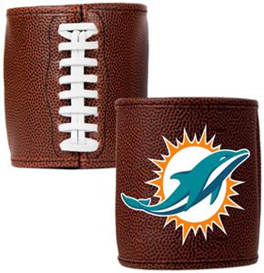 NFL Miami Dolphins Football Can Koozie