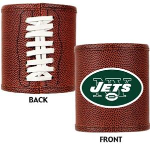 NFL New York Jets Football Can Koozie