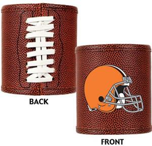 NFL Cleveland Browns Football Can Koozie