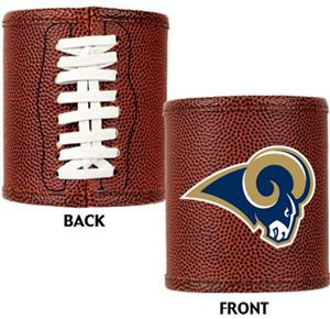 NFL St. Louis Rams Football Can Koozie