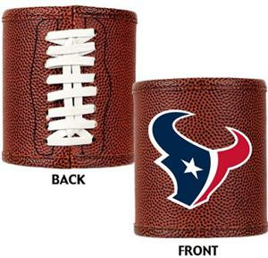 NFL Houston Texans Football Can Koozie