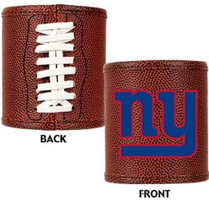 NFL New York Giants Football Can Koozie