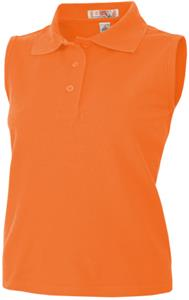 Ladies Sleeveless Polo Shirts