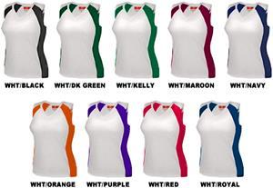 Girl's Sleeveless Cotton Look Cool-Tek Shirts