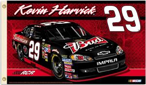 NASCAR Kevin Harvick #29 2-Sided 3&#39; x 5&#39; Flag